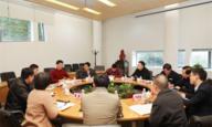 市纪委驻市科技局纪检组到重庆科技馆走访调研